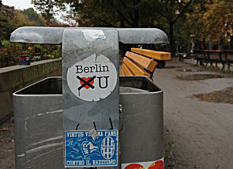 Berlin doesn´t love you